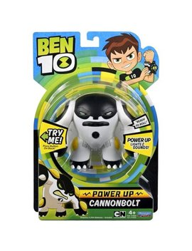 Ben 10 Power Up Cannonbolt Deluxe Figure by Ben 10