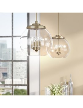 Langley Street Maria 4 Light Chandelier & Reviews by Langley Street