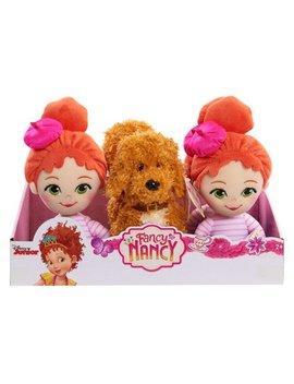 Fancy Nancy Beans Friends Plush by Fancy Nancy