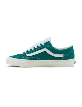 Vans New Retro Sports Style 36 Green Skate Shoes Sneakers Vn0 A3 Dz3 U8 L Size 4 12 by Vans