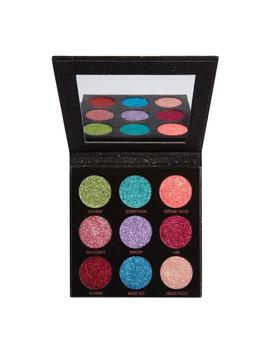 Revolution Pressed Glitter Palette Abracadabra 14g by Makeup Revolution