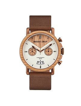 Original Grain Men's Wrist Chronograph Watch by Original Grain
