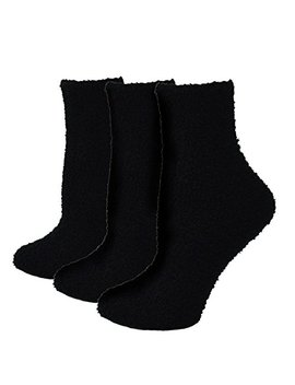 Fitu Women's Soft Warm Cozy Fuzzy Socks 3 Pairs Within Gift Box by Fitu