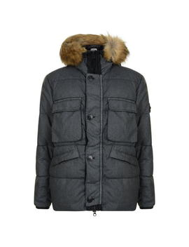 Down Bubble Jacket by Stone Island