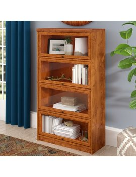Mistana Emilie Barrister Bookcase & Reviews by Mistana