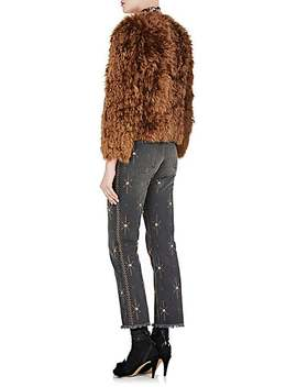 Agga Fur Jacket by Isabel Marant