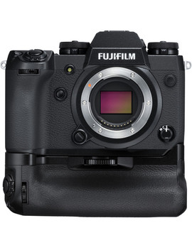 X H1 Mirrorless Digital Camera Body With Battery Grip Kit by Fujifilm