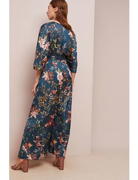 Bellisima Floral Jumpsuit by D Ra