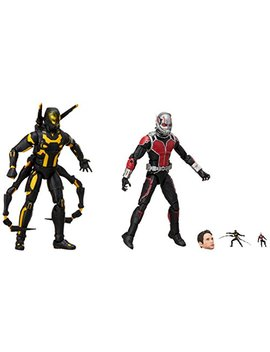 Marvel Studios: The First Ten Years Ant Man Ant Man And Yellowjacket by Marvel