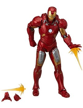 Marvel Studios: The First Ten Years The Avengers Iron Man Mark Vii by Marvel