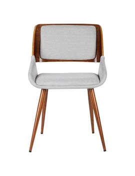 Panda Mid   Century Dining Chair   Armen Living by Armen Living