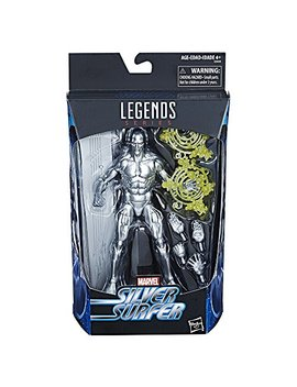 Marvel Legends Series Silver Surfer 6 Inch by Marvel