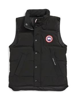 'vanier' Down Vest by Canada Goose