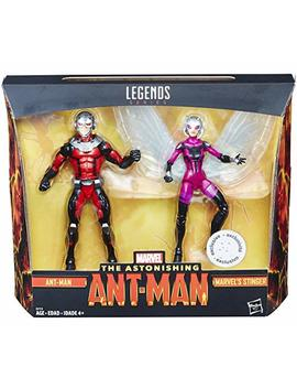 Marvel Legends Ant Man And Stinger 6 Inch Action Figures 2 Pack   Toys R Us Exclusive by Marvel