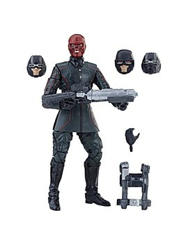 Marvel Studios: The First Ten Years Captain America: The First Avenger Red Skull by Marvel