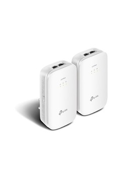 Tp Link Av2000 2 Port Gigabit Powerline Starter Kit (Tl Pa9020 Kit) by Best Buy