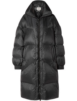 Cray Quilted Shell Coat by Isabel Marant Étoile