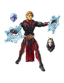 Marvel Guardians Of The Galaxy Legends Series Cosmic Protectors: Adam Warlock, 6 Inch by Marvel