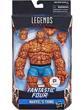 Marvel Legends Series The Thing 6 Inch by Marvel