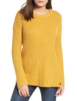 Ana Long Crewneck Sweater by Rip Curl