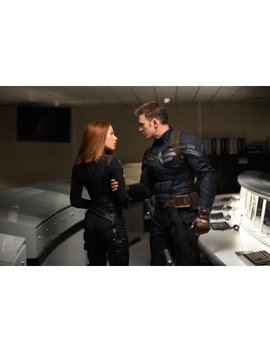 Captain America: The Winter Soldier (Blu Ray 3 D + Blu Ray + Digital Hd) by Marvel
