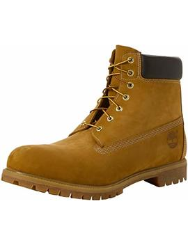 Timberland 6 In Premium Waterproof (Wide Fit), Stivali Uomo by Timberland
