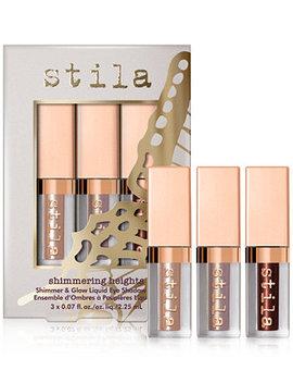 3 Pc. Shimmering Heights Liquid Eye Shadow Set, A $36 Value! by Stila
