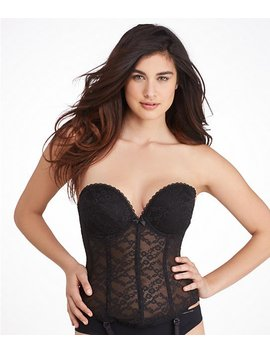 Lacey Strapless Bustier by Va Bien