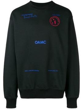 Slogan Sweatshirt by Oamc
