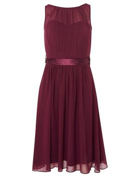 **Showcase Mulberry 'bethany' Midi Dress by Dorothy Perkins