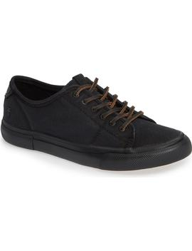 Gia Low Lace Up Sneaker by Frye