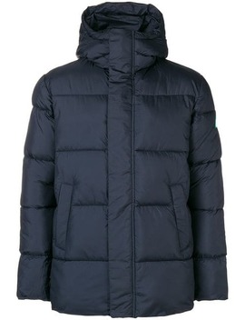Hooded Padded Jacket by Save The Duck