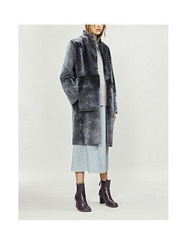 Brittany Reversible Shearling Jacket by Joseph