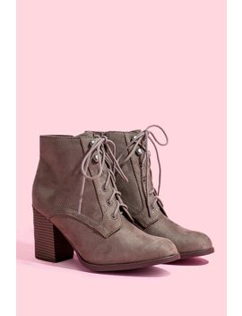 Electra Bootie by A'gaci