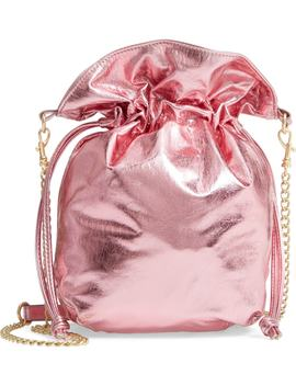 Mini Slouch Drawstring Bag by Leith
