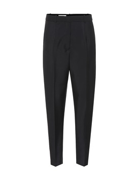 Wool And Mohair Trousers by Jil Sander