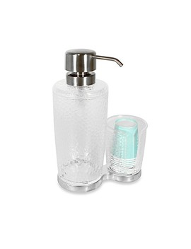 I Design® Rain Mouthwash Caddy by Bed Bath And Beyond