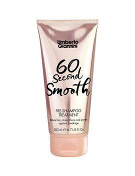 Umberto Giannini 60 Second Smooth Pre  Shampoo Treatment 200ml by Umberto Giannini