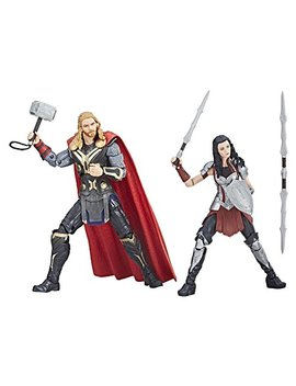 Marvel Studios: The First Ten Years Thor: The Dark World Thor And Sif by Marvel