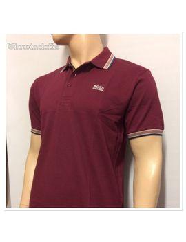 Hugo Boss Short Sleeve Polo Shirt For Men by Ebay Seller