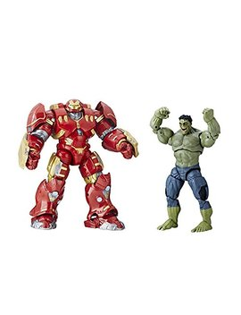 Marvel Studios: The First Ten Years Avengers: Age Of Ultron Dark Hulk And Hulkbuster by Marvel