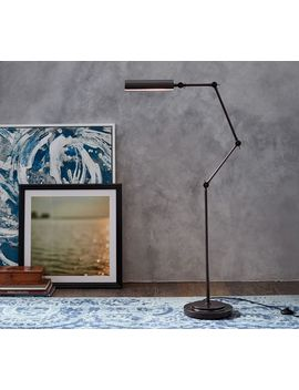 Wells Task Floor Lamp by Pottery Barn