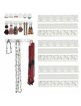 Necklace Earring Jewelry Organizer Wall Hanging Display Stand Rack Holder by Eason J