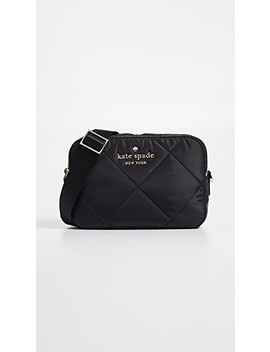 Watson Lane Quilted Amber Camera Bag by Kate Spade New York