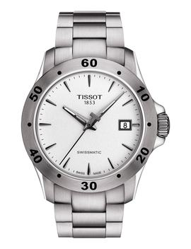 V8 Swissmatic Bracelet Watch, 42mm by Tissot