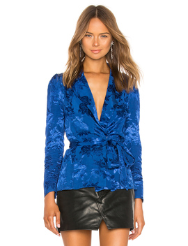 Tiffany Blazer Top by Majorelle