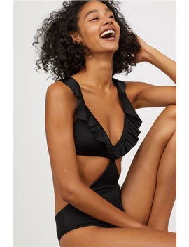 Swimsuit With Swags by H&M