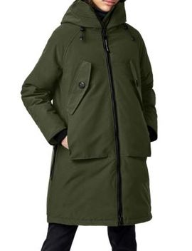 Olympia Down Parka by Canada Goose