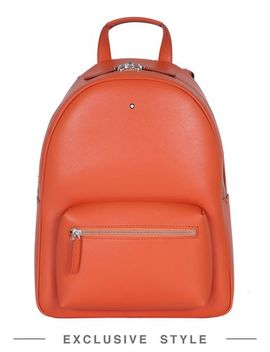 Montblanc X Yoox Backpack & Fanny Pack   Handbags by Montblanc X Yoox