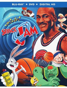 Ay/Dvd] [Steel Book] [2 Discs] [1996] by Space Jam [20th Anniversary Edition] [Bl